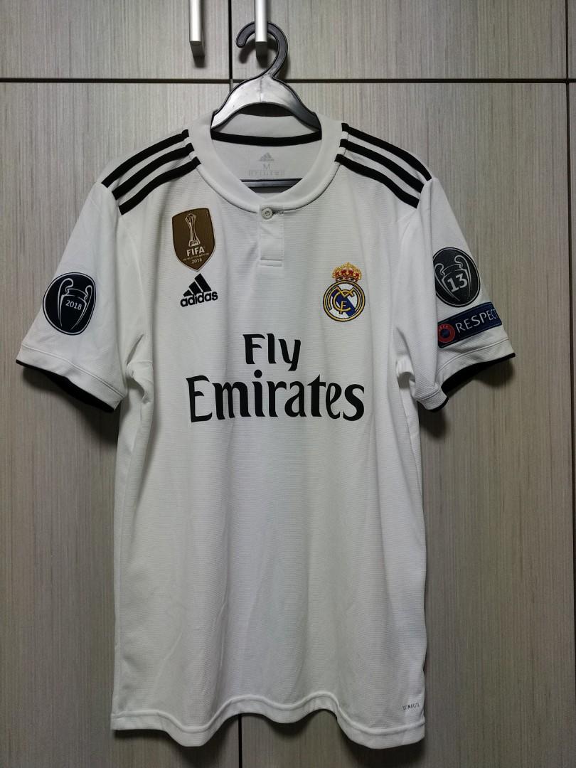 wholesale dealer 59c68 8fe32 Real Madrid Jersey, Sergio Ramos