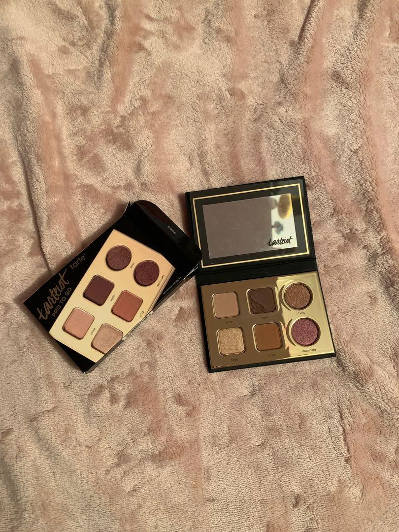 Tarte Eyshadow Palette/Nyx Bronzer Makeup Duo Deal!