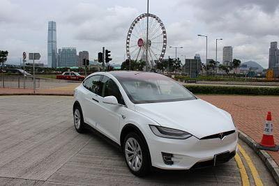 Tesla Model X P60 2017