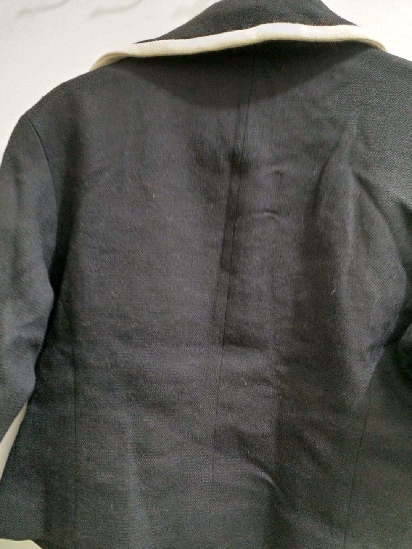 Wollen short jacket