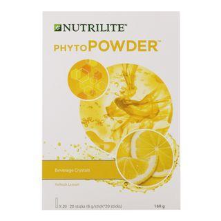 NUTRILITE PhytoPOWDER Refresh Lemon (Stick) 20 sticks/box