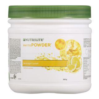 NUTRILITE PhytoPOWDER Refresh Lemon (Canister) 360g