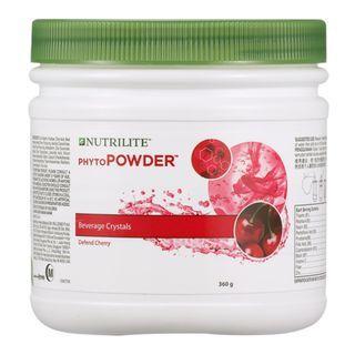 NUTRILITE PhytoPOWDER Defend Cherry (Canister) 360g