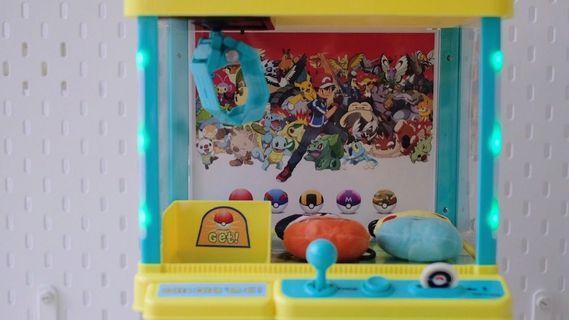 Pokemon mini arcade machine