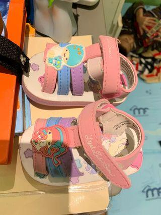 Little twin stars sandals