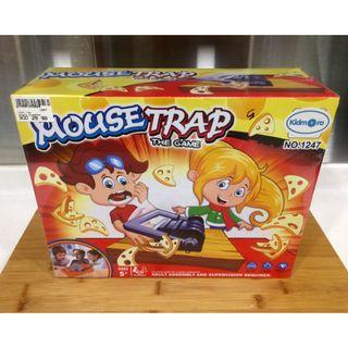 Super Deal! MOUSE TRAP Educational Game Or Toy for Kids