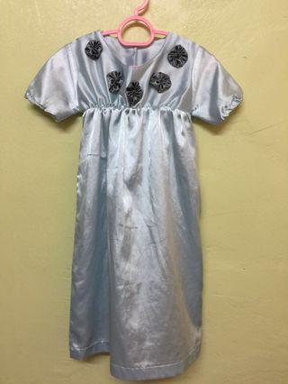 Dress baby size 0 - 3y