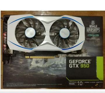 ASUS GTX950 OC (GTX950-OC-2GD5)
