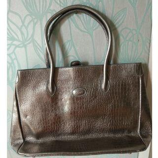 Tods Bronze Bag