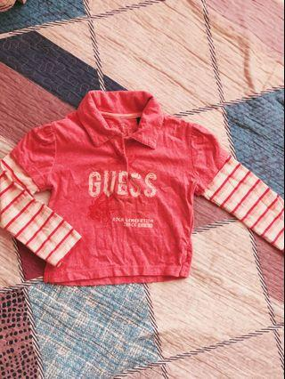 Guess Kids Long Sleeve Girls