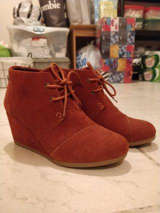 Ankle Booties/Toms