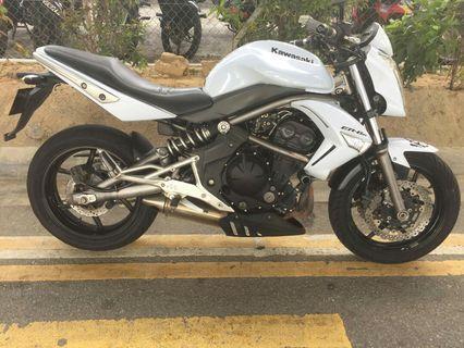 Kawasaki er6 roadtax hidup