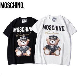Moschino 警察熊