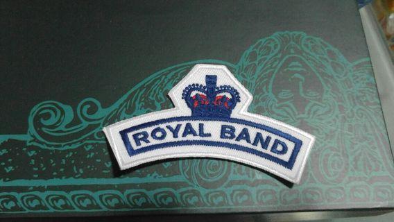 ROYAL BAND 布章