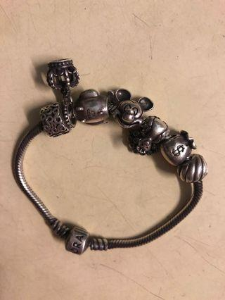 Pandora Bracelet Set To Let Go