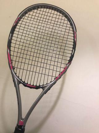 Wilson women's tennis racquet