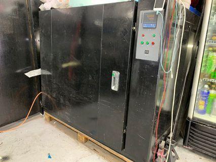 🚚 Industrial Oven