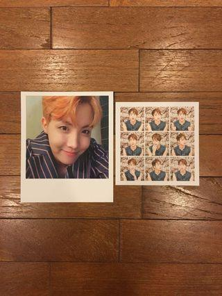 Bts Official Photocard