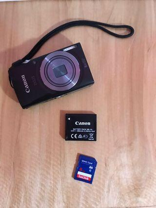 Camera Canon IXUS 160