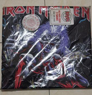 iron maiden full print