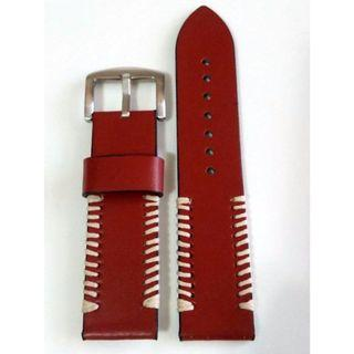 22mm 真皮 表帶  LEATHER  Watch Strap 22 mm 007