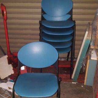 Good Quallity PVC chair Only $12 Each.. Available 4pcs Call 90899511