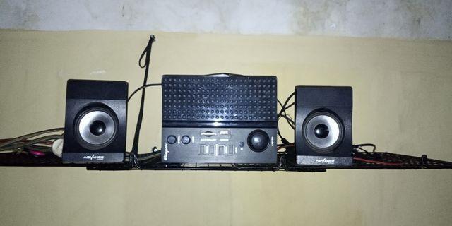 Radio usb murah meriah