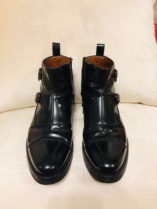 A.testoni 超稀有靴子 UK 5.5