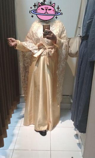 Kebaya modern brukat dress pesta