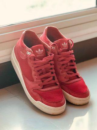 Adidas Red Originals Forum Mid Db