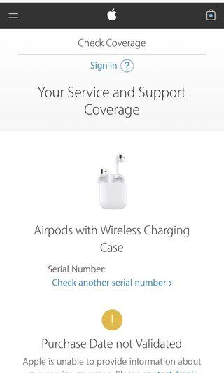 👍 2019 Airpods 2 With Wireless Charging *New