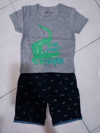 Cloth set
