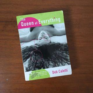Queen of Everything by Deb Caletti
