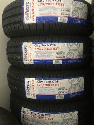 Tyres New