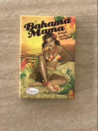 Authentic 💯 The Balm Bahama Mama