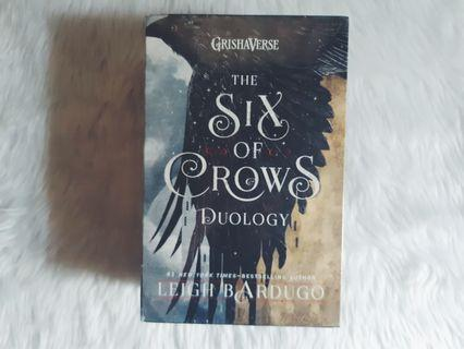 TPB Boxed Set Six of Crows Duology