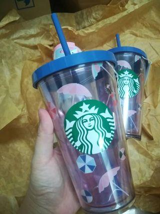 Starbucks pared cool cup 475ml