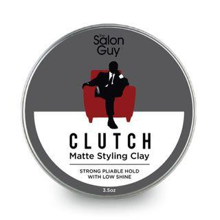 The Salon Guy - CLUTCH Matte Styling Clay 100ml - SG Pomades Mens Grooming