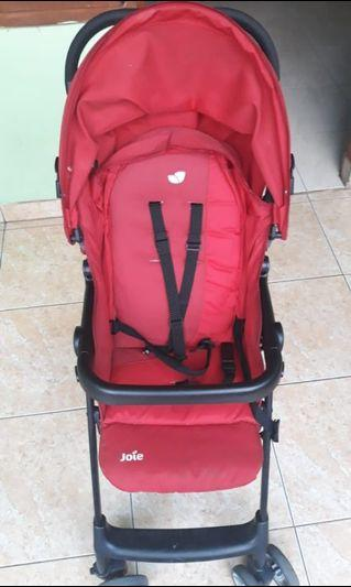 Stroller & carseat Joie meet juve travel system