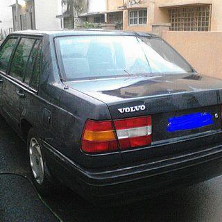 Classic Volvo 1993 Auto 940GL