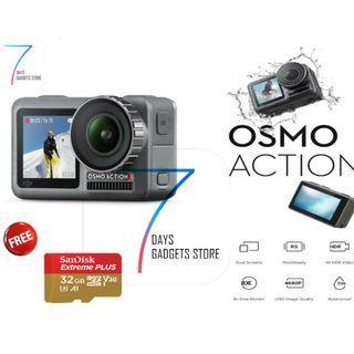 DJi Osmo Action camera ( Ready Stock )