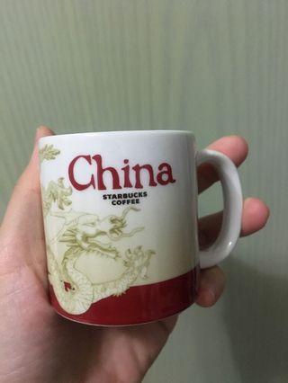 🚚 中國星巴克城市馬克杯
