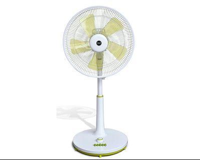 707 Slide Fan FSS451 14 inch Stand Fan #CarousellxCasetify #MRTBoonKeng #MRTNovena #MRTSerangoon