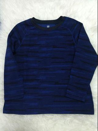 Uniqlo long sleeves 4-6y