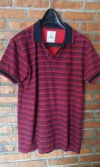 Kaos Kerah Polo Shirt