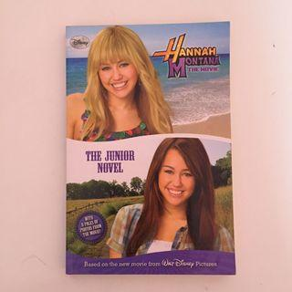 Hannah Montana The Movie   Junior Novel