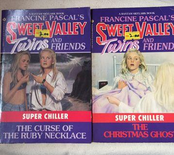 Sweet Valley Twins & Friends (Two Chapters)