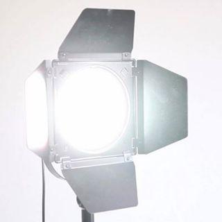 55W Red Head White Led Light 5500K Daylight ( Equals in power to about 550W Halogen )