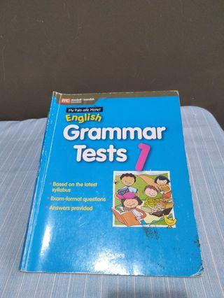 English book kelas 1 sd