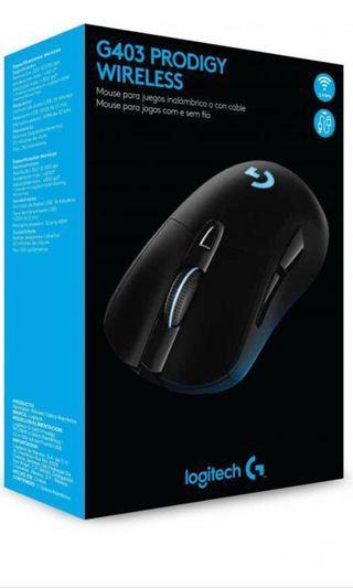 Logitech G403 電競滑鼠